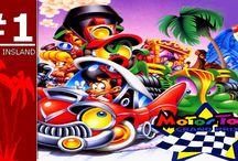 Motor Toon Gran Prix / Motor Toon Grand Prix é um jogo de corrida, criado em 1994 pelo o artista Susumu Matsushita e o designer Kazunori Yamauchi. Este jogo foi lançado para a PlayStation 1, pela companhia Sony Computer Entertainment. Este jogo permite ser jogado como jogador único durante as provas ou vário jogadores.