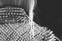 Studded and Spiky