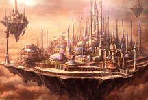 El Santuario (Saga Imperia) / Territorio de los Ságritos Mayores y Menores, hijos de Imperia que organizan con ecuanimidad y sabiduría a los sectores.