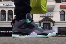 Sneaker streetshots / My sneakers, my shots
