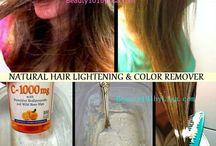 Health, beauty and hair
