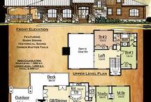 Floor Plans / inspiración para casas