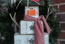 Pinterest day crafts! / by Kristi Worley