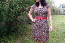 Colette Patterns Pastille Dress