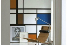 IF ♥ Mondrian / Pencetus Piet Mondrian (1872–1944), artist