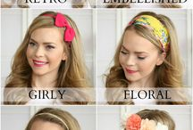Headband&accessories