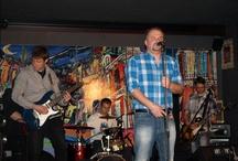 Radomsko Open Sound / Po raz pierwszy w naszym mieście odbyła się impreza ph.Open Sound Radomsko. Dziesięć zespołów zaprezentowało się w pubie Bourbon Street.