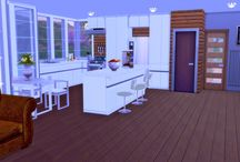 My Sims 4 Kitchens (Decoration) / My decorated Ktchens in Sims 4
