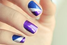 Nail Art / Love Love Love doing my nails, just wish i was good enough for some of these designs :o)