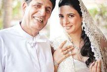 Parsi Bride Saris