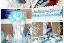 Frozen! / by Partystock