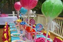 Birthday Party Ideas / by Nicole Maldonado