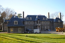 English Home Exteriors- Manor Homes and Country Estates