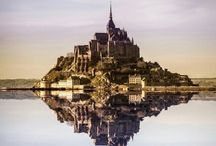 Normandy / Normandy offers a stunning coastline and is jammed packed with history and memories from our WW2 War veterans fallen on the famous D-Day beaches.