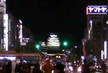 姫路城夜景 Himeji Castle night view JAPAN http://visitjapan.info/ / 姫路城夜景 Himeji Castle night view JAPAN http://visitjapan.info/