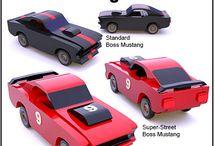 Toys Dash cars