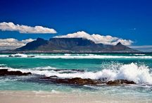 South Africa -True Face / A Country that grows in your Heart--  You have to Recognize its Heartbeat . The People-- the Soil-- The Sun forever--  The Mountains and Oceans the Wide open skies the Strange Honesty  into it