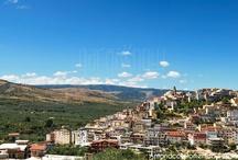 Carpino Folk Festival, Puglia, Italy / The August folk festival held in Carpino, Puglia - the heel of beautiful Italy