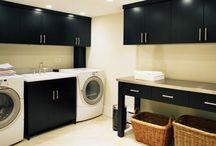 Decoração - Lavanderia e Área de Serviço / Dicas de decoração para lavanderia e área de serviço. Leia mais em: revista.zapimoveis.com.br