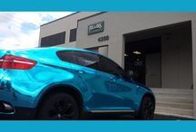 Cars wraps / Car wrapping http://www.foliexperten.no/bildekor/