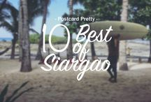 Philippine Travels / Philippine cities, towns, beaches and spots / by Postcard Pretty