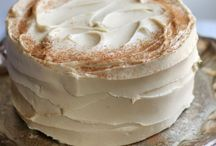 Butter Milk cake