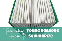 Elementary Age Reading Activities