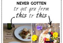 Food Blogging & Product Photography / Sometimes, the writing is the easy part.  Tutorials, resources and Tips.