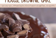 peanut butter mouse brownies
