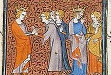 Nantilde (608 +642) Reine des Francs, Concubine puis épouse de Dagobert 1° (633) Mère Clovis II / Nantilde, ou Nantechilde (également Nanthides de Bobigny). Reine des Francs. Préd: Gomatrude, Succ: Wulfégande. Mérivingienne née en 608/610, décès en 642. Conjoint: DAGOBERT 1° (concubine puis 3° épouse). Enfant: CLOVIS II.