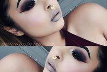 Creative makeups