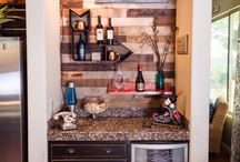 Dream Home: Bar / All about the home bar area