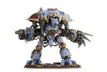 Warhammer 40K / Burn the heretic. Kill the mutant. Purge the unclean.