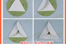 Origami e lavoretti con la carta