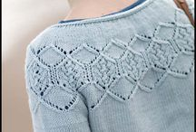 Knitting / Chunky knits, delicate knits, knit hats, knits scarfs, really anything about knitting!