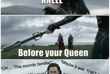 Thor and Thorki shit