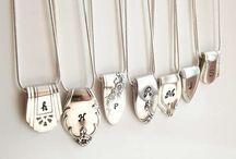 Spoon jewellery
