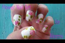 Nail Art Nails by Aleymy