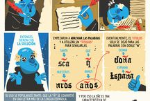 Cultura ELE / Materiales para trabajar en la clase de ELE los diferentes enfoques de la cultura española e hispanoamericana.
