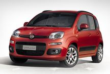 Fiat Panda Car / Fiat Panda exterior design seems completely modest, gloomy and cute with all attractive style and looks.