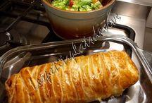 feuilletter jambon pommes de terre fromage a raclette ou autre