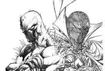 comics refs