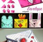 origami enveloppes