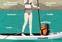 SUP Adventure / Stand up paddling aka SUP
