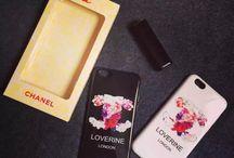 Coques d'iPhones Chanel