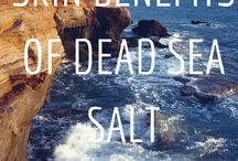 dead sea salts & minerals