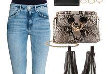 Luxury women's fashion