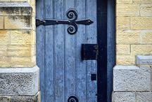 Outro mundo / Portas,casas,...