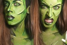 Hulk make up