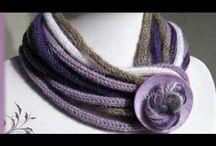 pletené šperky